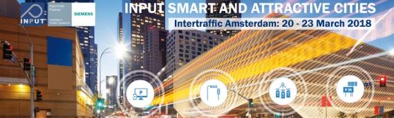 Input Italia partner Siemens per l'Italia sarà presente ad Intertraffic!