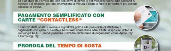 Ferrara Tua e l'installazione dei nuovi parcometri